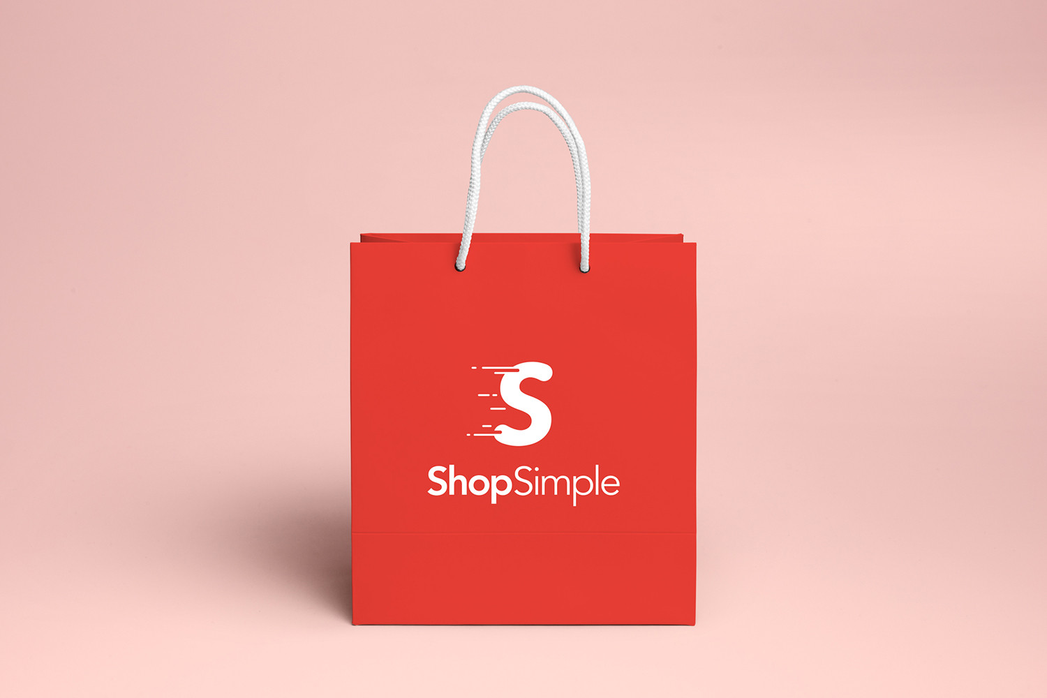 Shop Simple Shopping Bag