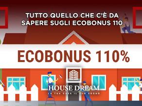 Tutto quello che c'è da sapere sugli Ecobonus 110