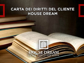 Carta dei diritti del cliente House Dream