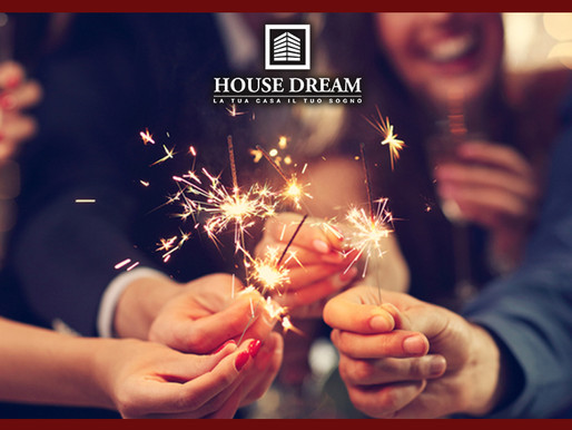 Buon Anno | House Dream Immobiliare Roma