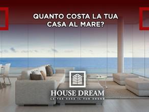 Quanto costa la tua casa al mare?