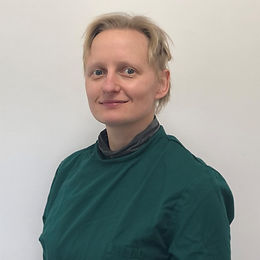 Justyna Tabedzka DVM Pg(SAS) PGCert(SAS) MRCVS