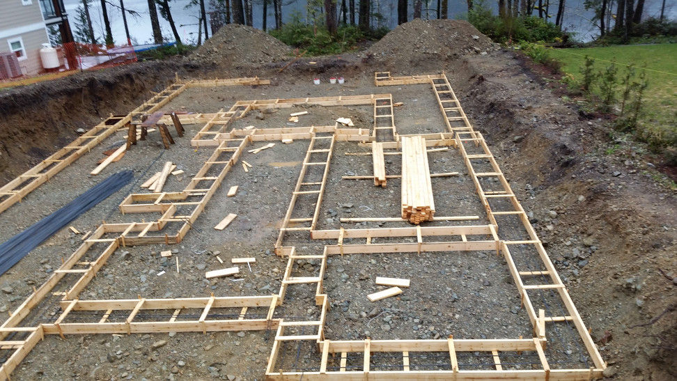 Ground layout