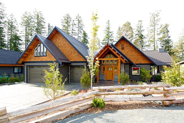 Woodland Shores Home Build