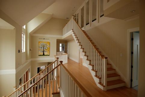 Staircases-Handrails-Custom-Homes-Duncan