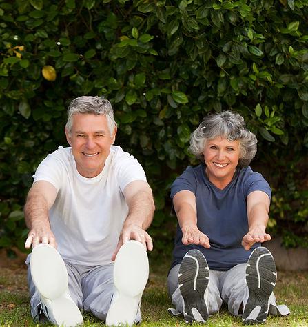 in-home fitness for seniors