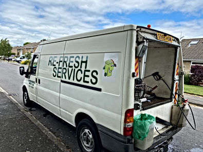 Refresh Services Bin Cleaning