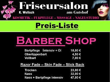 Preisliste - ab 10.01.2021 Barber Shop.j