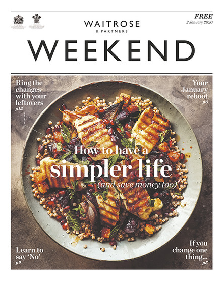 Waitrose & Partners Weekend Specials Art Directed by Naomi Lowe