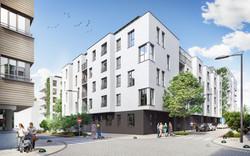 Molenbeek Quartier Tivoli Vue 6 160926