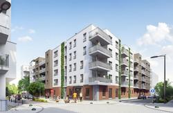 Molenbeek Quartier Tivoli Vue 8 160926