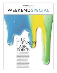 Waitrose & Partners Weekend Specials Art Directed by Naomi Lowe
