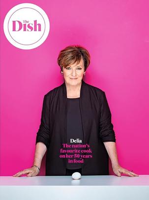 Delia Smith by Naomi Lowe Art Director
