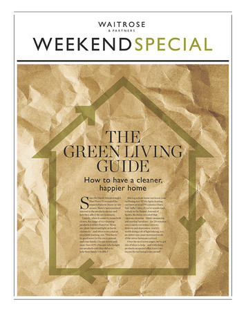 Waitrose & Partners Weekend Specials Art Directed by Naomi LoweWW_GREEN.jpg