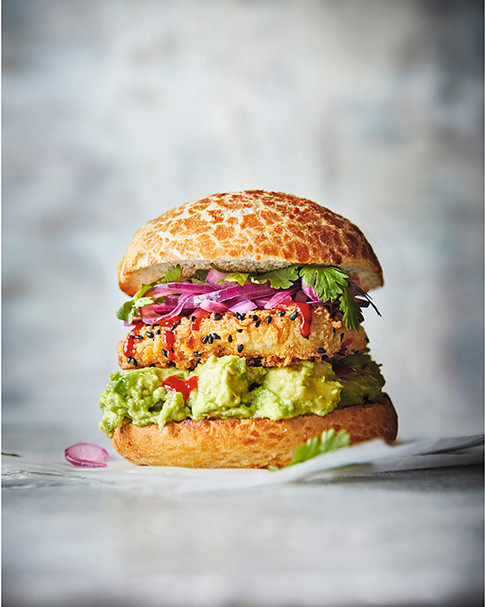 Waitrose & Partners Weekend Vegan Special Art Directed by Naomi Lowe