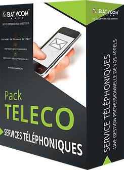 TELECO pack │ 1 professional phone number