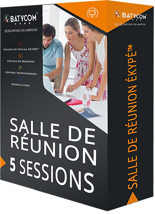 Meeting room | Pack of 5 sessions