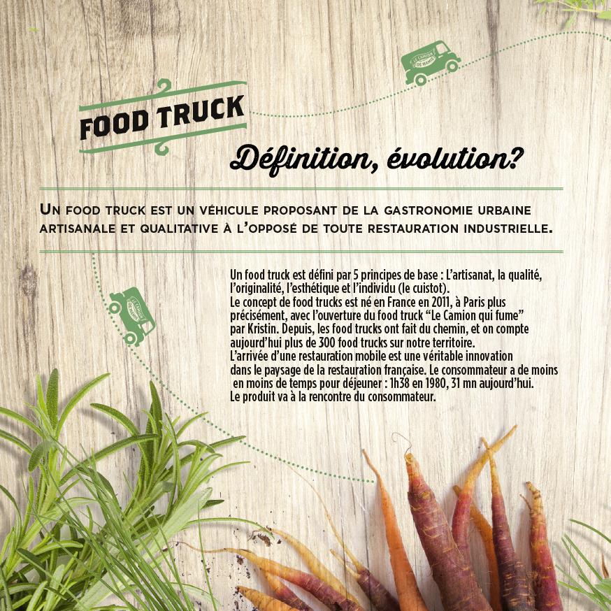 Foodtruck : définition, évolution ?