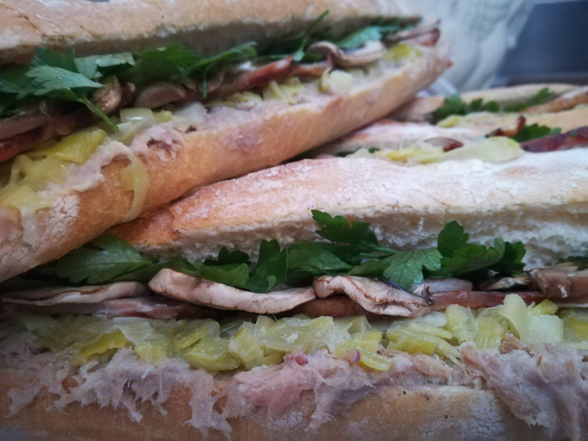 Sandwich Papi