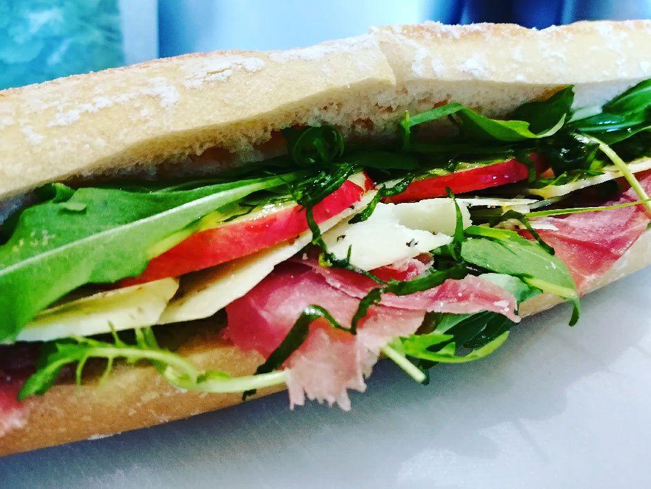 Sandwich Mémé Pioli