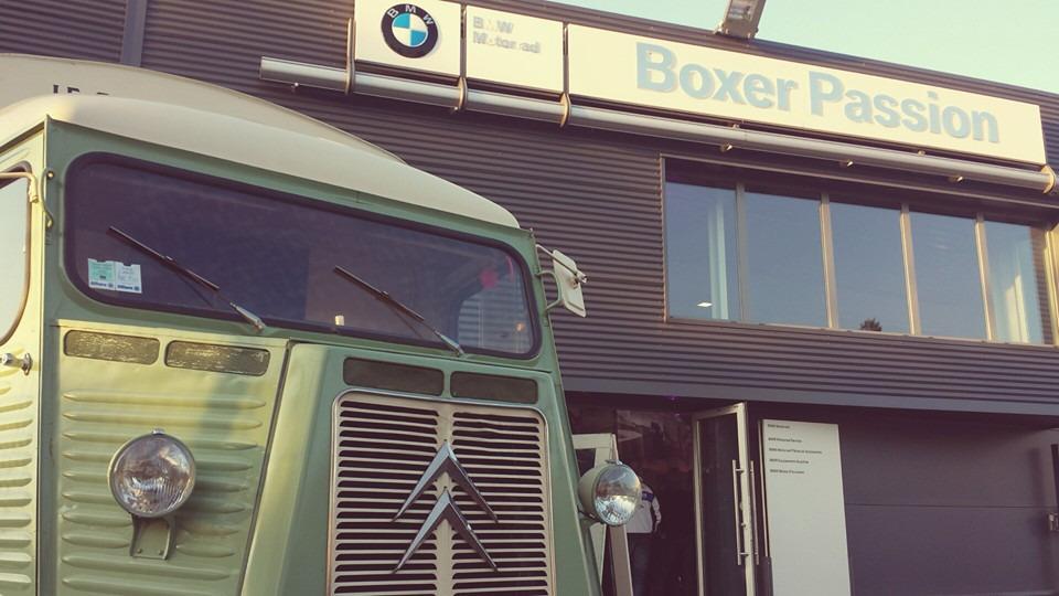Apéritif Dinatoire BMW Boxer Passion