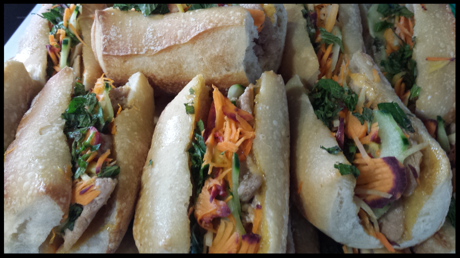 Mini sandwich Banh Mi_edited