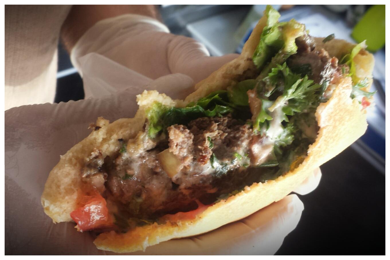 Sandwich Kefta