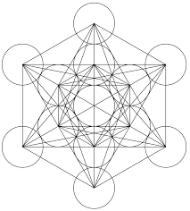 Metatron's Cube - A building block for all that exists.