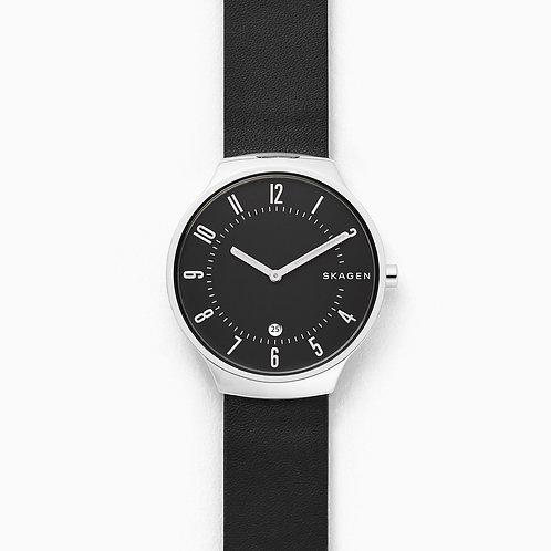 Skagen SKW6459 Grenen Black Leather Watch