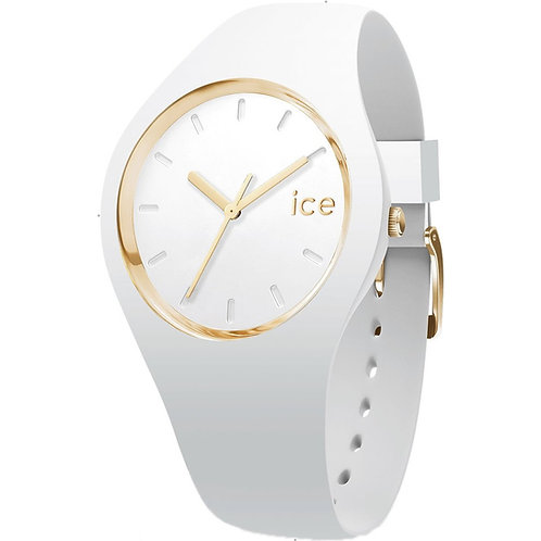 ICE 000981 Glam White, Yellow-Tone - Small