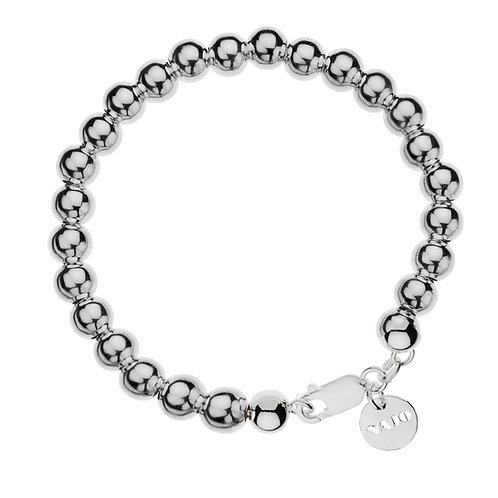 Najo B1983 Orbs Bracelet Silver