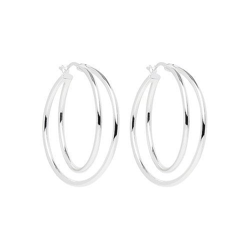 Najo E6341 Ability Hoop Earring