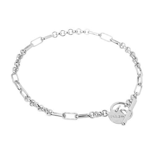 Najo B6406 York Bracelet Silver