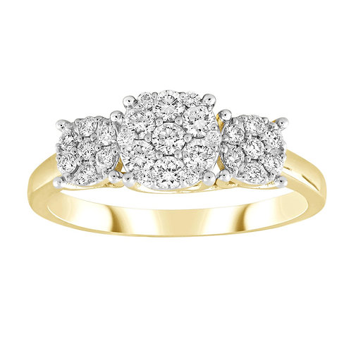 IGR-33730 - 9ct Diamond Ring
