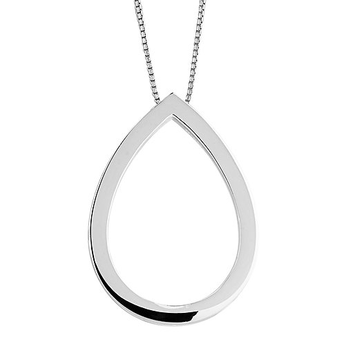 Najo N5753 Daria Necklace Silver