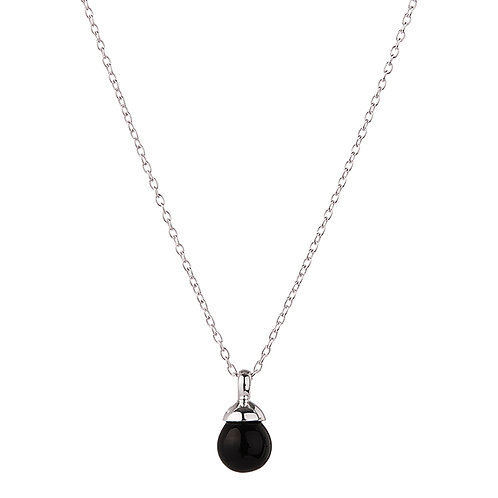 Najo N6003 Founder Necklace Silver
