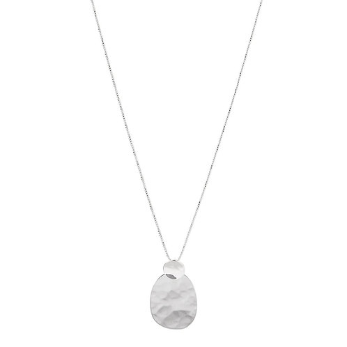 Najo N6423 Lady Luck Necklace Silver