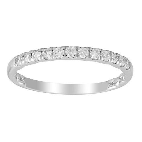 IGR-37419 - 9ct White Gold Diamond Ring