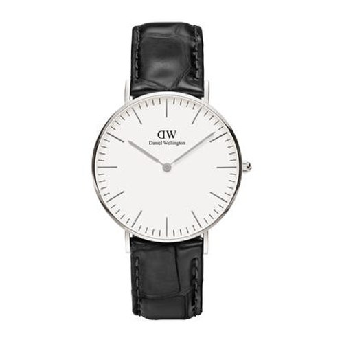 Daniel Wellington Classic Reading Silver 36mm White