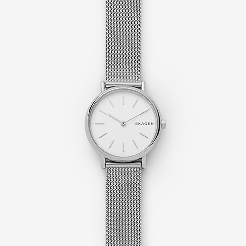 Skagen SKW2692 Signatur Slim Steel-Mesh Watch