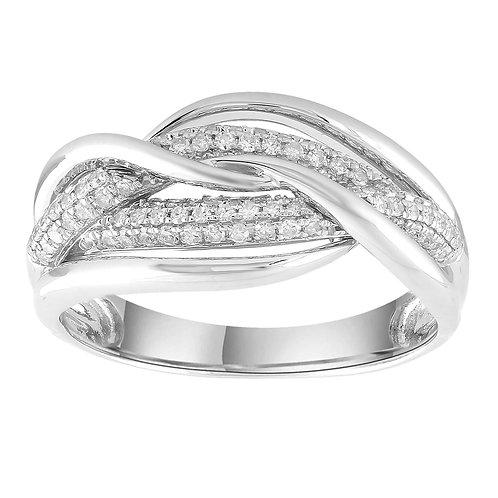 IGR-38853 - 9ct White Gold Diamond Ring