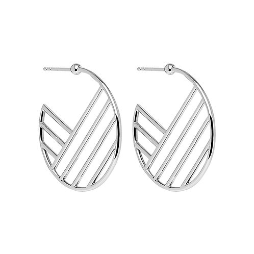 Najo E6213 Briar Earring Silver