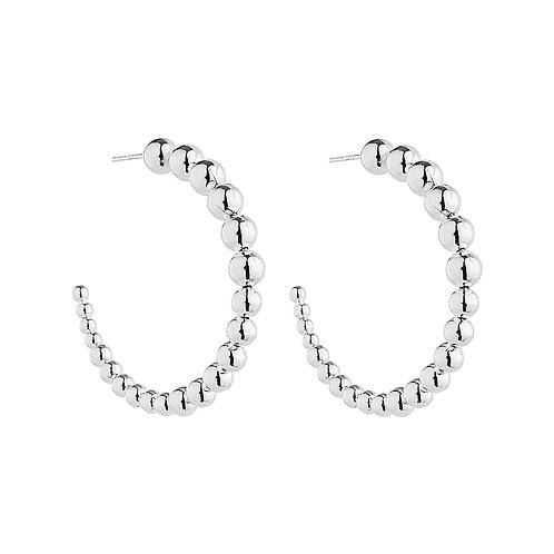 Najo E6195 Eugenia Silver Earring