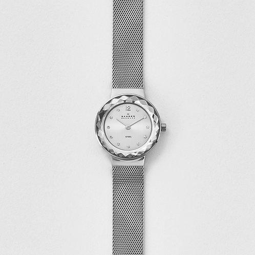Skagen 456SSS Leonora Steel-Mesh Watch