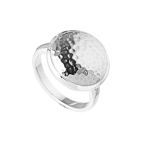 Najo R5919L Grand Silver Glow Ring Silver