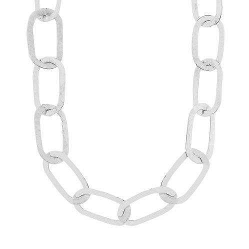 Najo N6421 Georgina Necklace Silver
