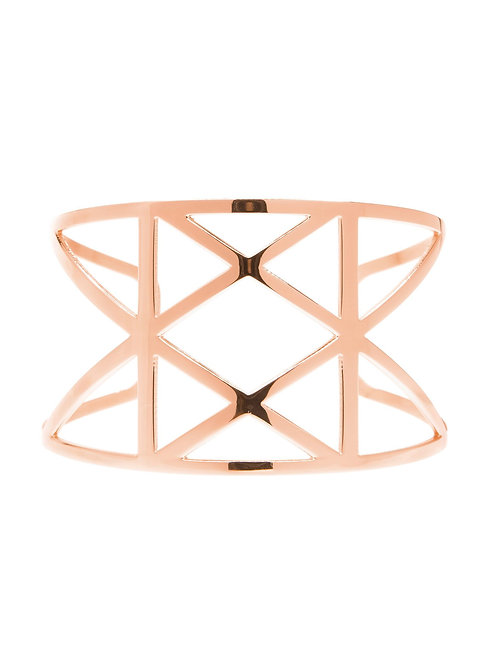 Pastiche CB853RG Cuff Bangle Rose