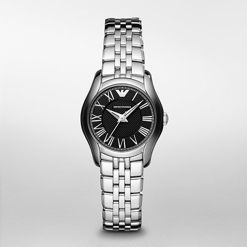 Emporio Armani AR1715 Ladies Classic Stainless Steel Watch