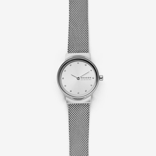 Skagen SKW2715 Freja Steel-Mesh Watch
