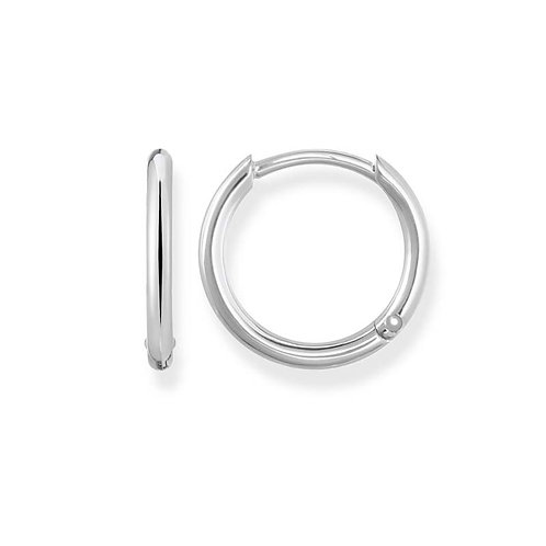 "Thomas Sabo CR608-001-12 Hoop Earrings ""Small"""